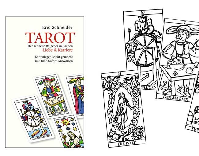 Eric-Schneider-Tarot-Buch
