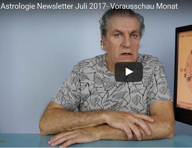 Astrologische Monatsprognose Juli 2017